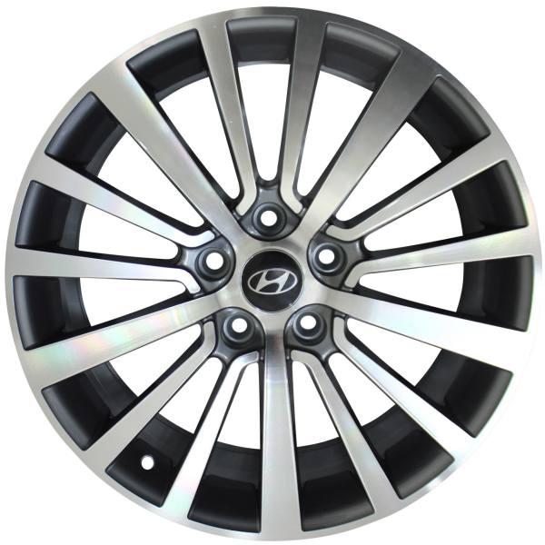 مدل KW553 سایز 18 اینچ مناسب برای خودرو هیوندای