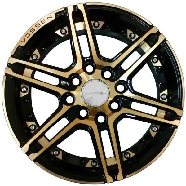 رینگ آلومینیومی چرخ مدل KW631 سایز 13 اینچ مناسب برای پراید
