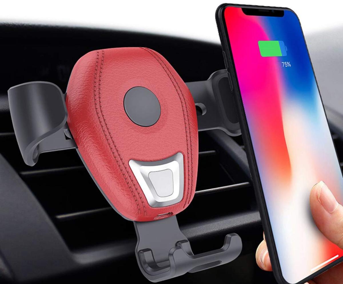 پایه نگهدارنده موبایل برای خودرو