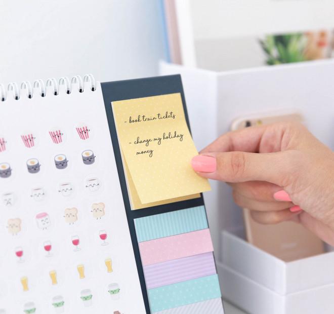 خرید تقویم رومیزی یادداشتی