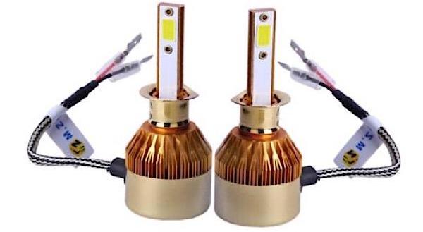 هدلایت لامپ خودرو D9 مدل H1