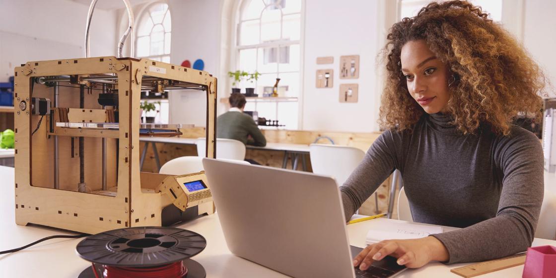 خرید پرینتر سه بعدی خانگی