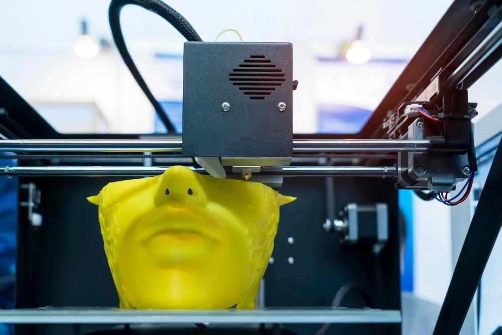 خرید پرینتر سه بعدی ۲