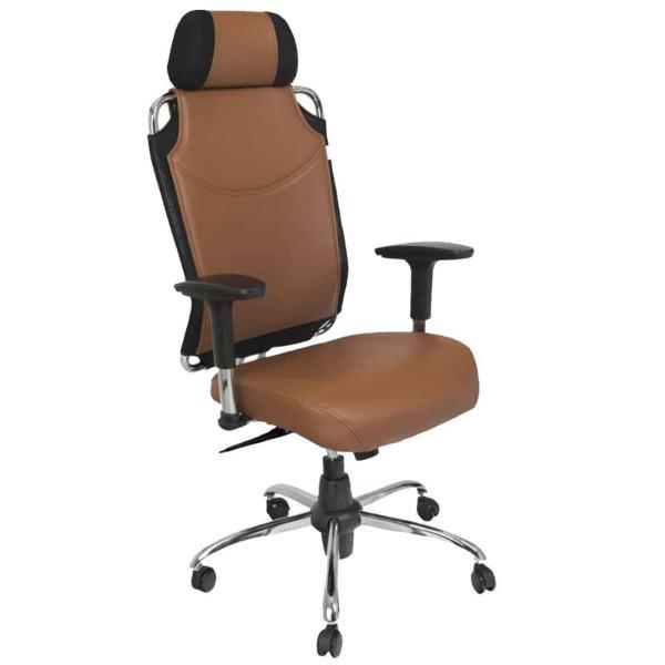 صندلی اداری آرکانو کد B750T2 چرمی