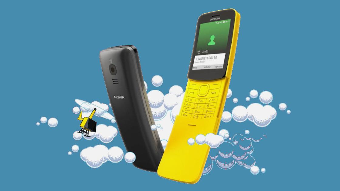 قیمت گوشی موبایل نوکیا ساده ۲