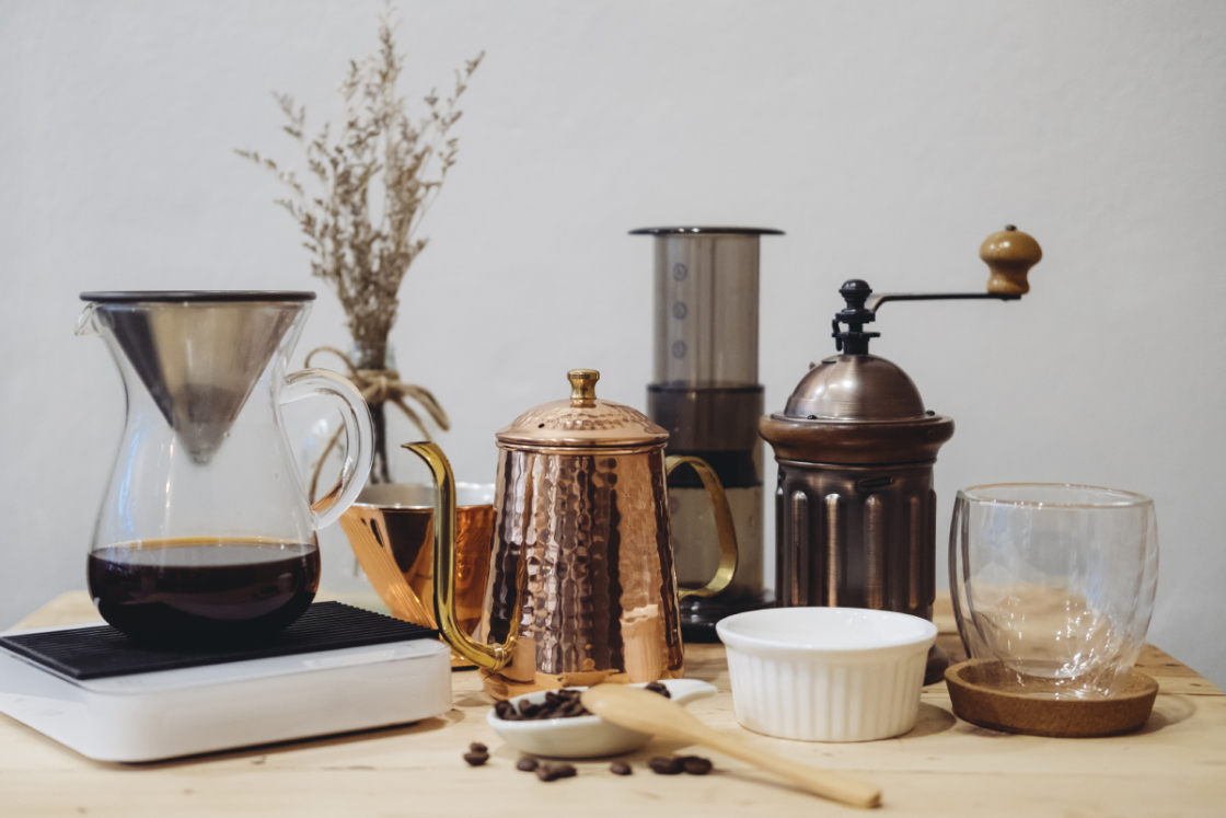 انواع قهوه ساز و اسپرسوساز