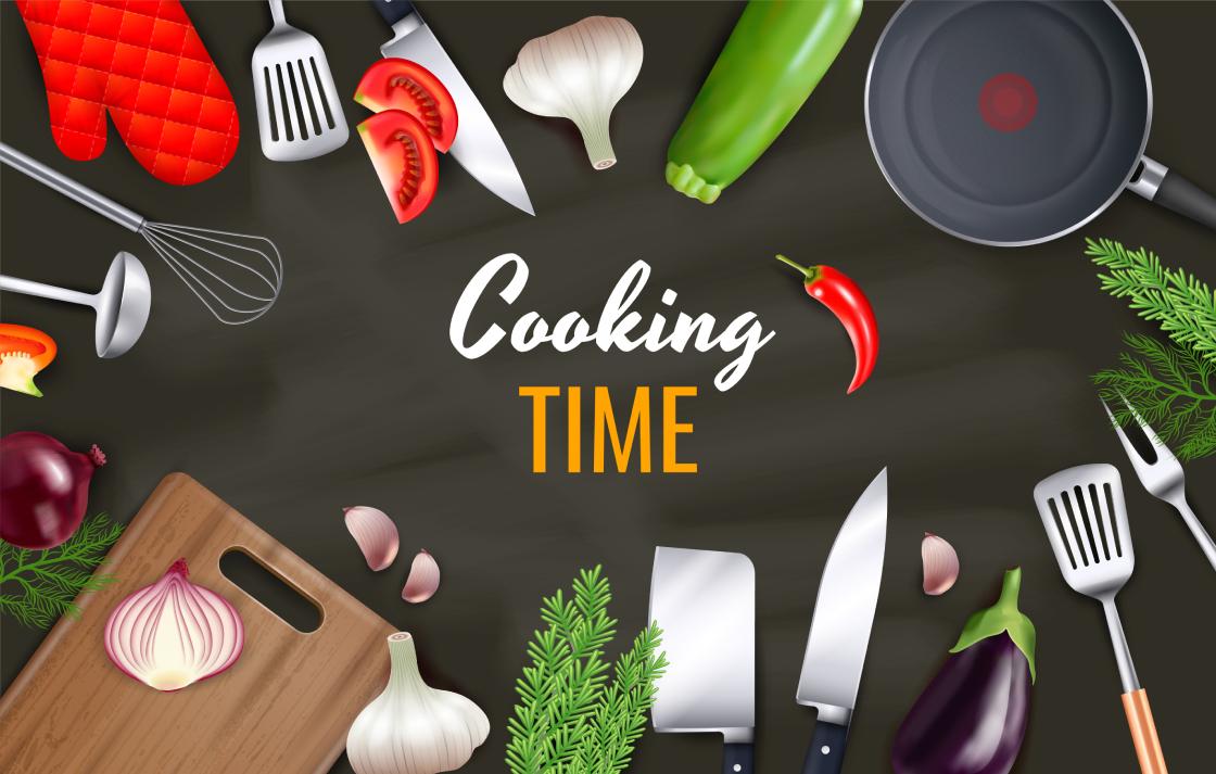 لذت آشپزی را تجربه کنید