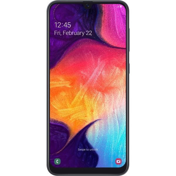 گوشی سامسونگ A50 با ظرفیت 64 گیگیابایت