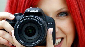 بهترین دوربین عکاسی کانن