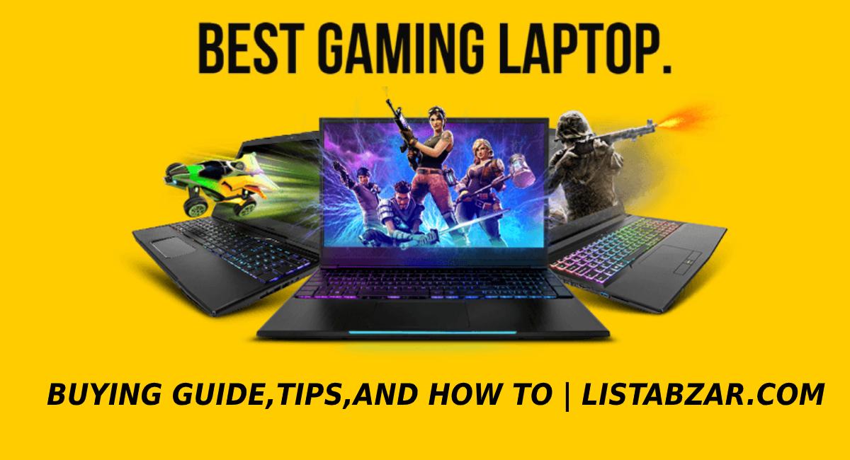 راهنمای خرید بهترین مارک لپ تاپ گیمینگ 2020