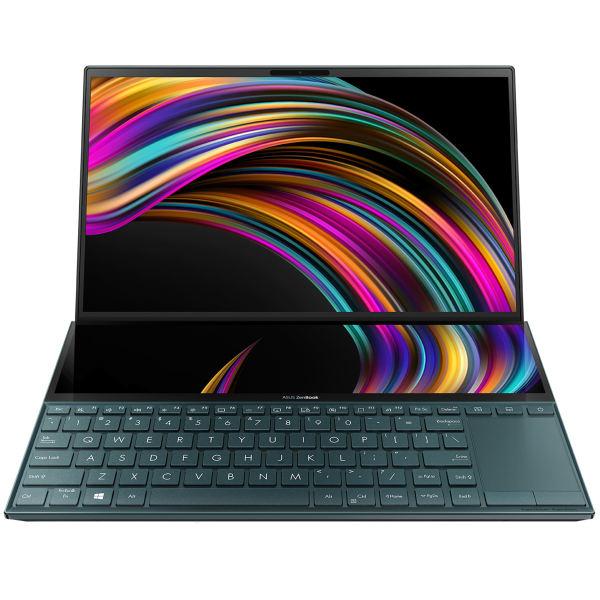 لپ تاب 14 اینچی ایسوس مدل ZenBook Duo UX481FLC - AP