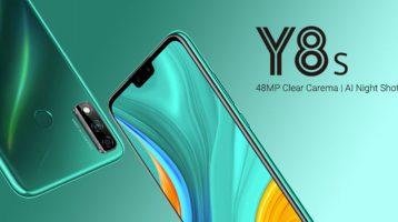گوشی هواوی y8s