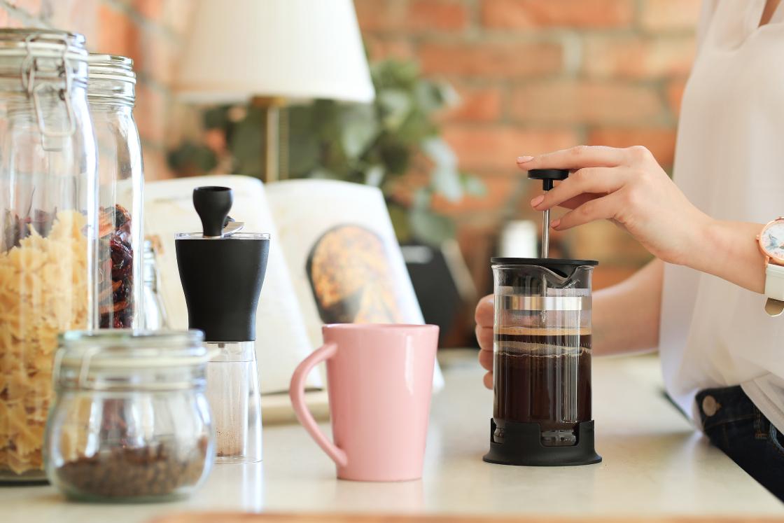 دستگاه قهوه