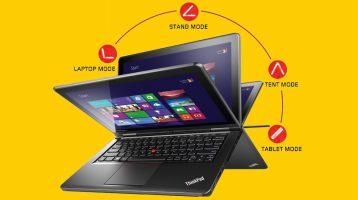 راهنمای خرید لپ تاپ هیبریدی