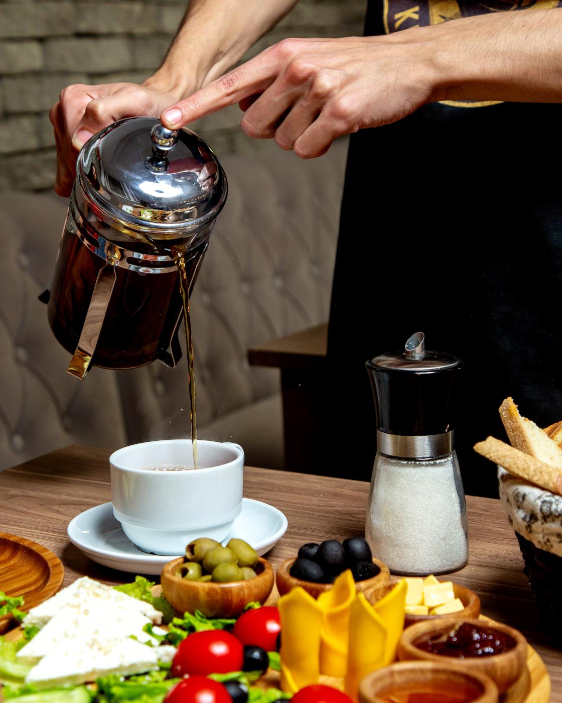 قهوه ساز فرانسوی