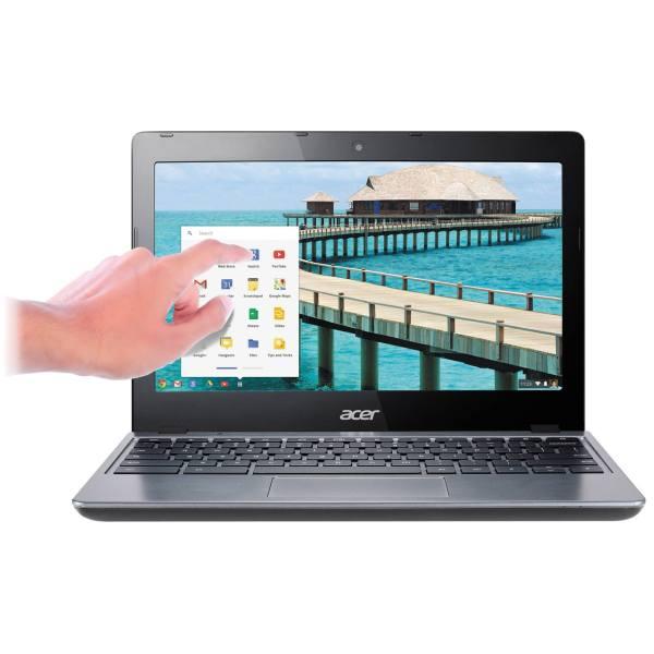 لپ تاپ کروم بوک 11 اینچی ایسر مدل Chromebook 11 C720P - A