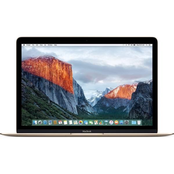 لپ تاپ 12 اینچی اپل مدل MacBook MLHF2 2016 با صفحه نمایش رتینا