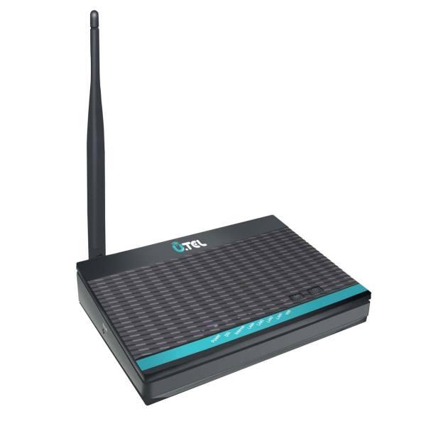 مودم ADSL2 Plus روتر بی سیم یوتل