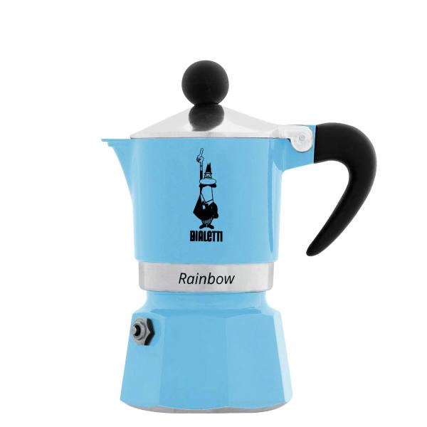 موکاپات قهوه ساز بیالتی مدل رینبو 1Cup کد 5041