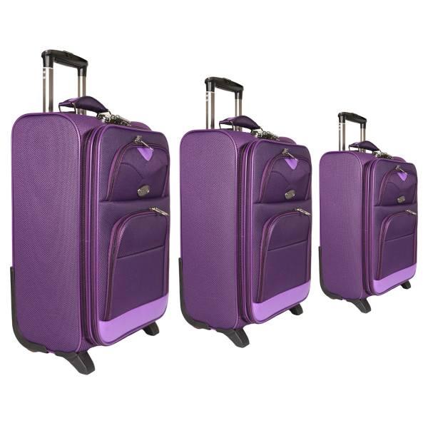 چمدان مدل تاپ یورو