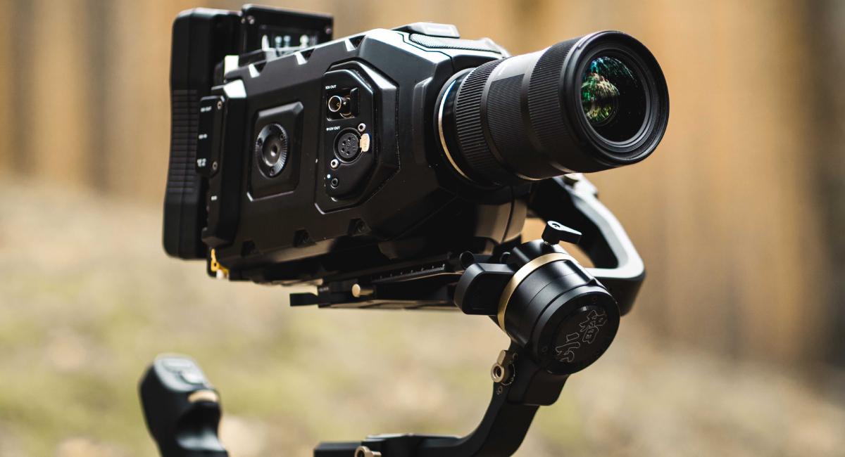 استابلایزر دوربین - گیمبال دوربین
