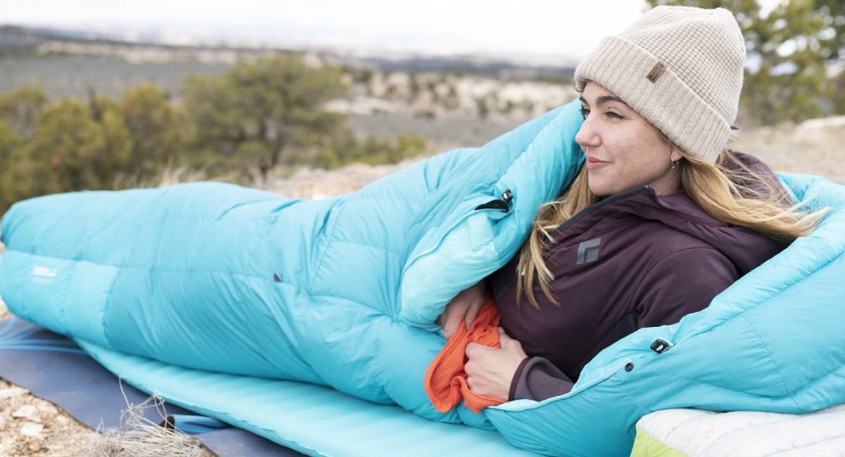 خرید کیسه خواب کوهنوردی