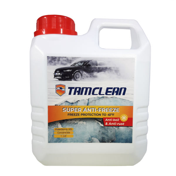 ضدجوش خودرو تام کلین