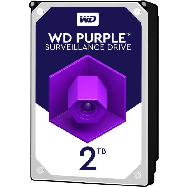 مدل Purple WD20PURZ ظرفیت 2 ترابایت