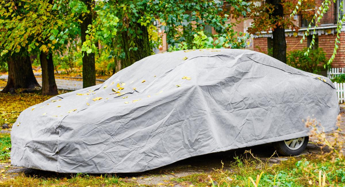 خرید چادر برای ماشین