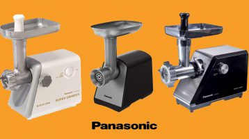 راهنمای خرید ۱۰ مدل از بهترین چرخ گوشت پاناسونیک - لیست ابزار