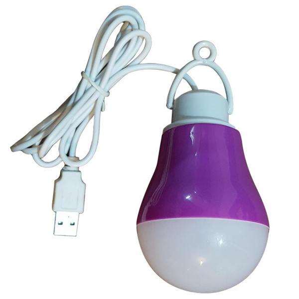 لوازم کوهنوردی - چراغ قوه اویز USB