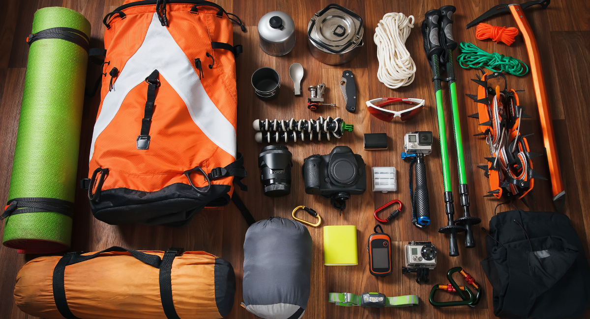 وسایل کوهنوردی - لوازم کوهنوردی