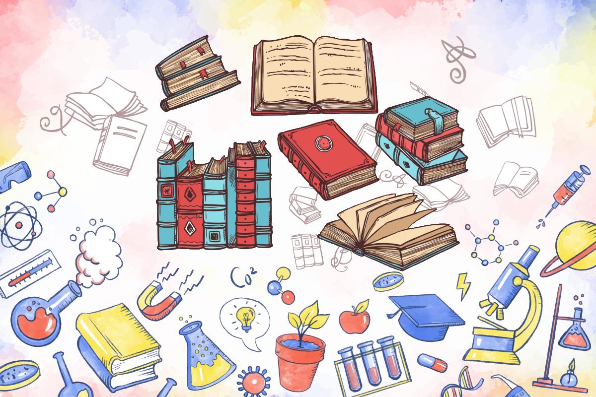 راهنمای خرید بهترین کتاب های علمی جهان - لیست ابزار