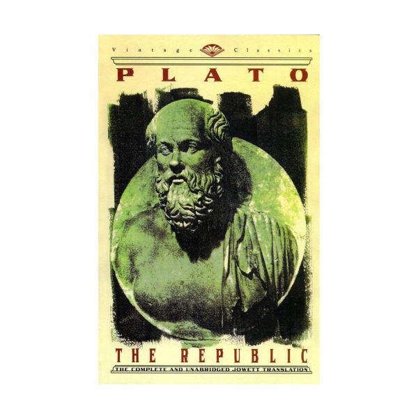رمان انگلیسی The Republic اثر افلاطون