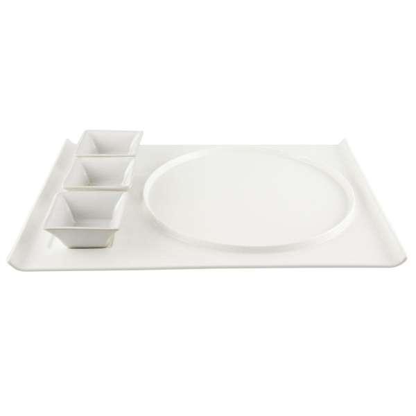 سرویس صبحانه خوری 4 پارچه مدل 33861