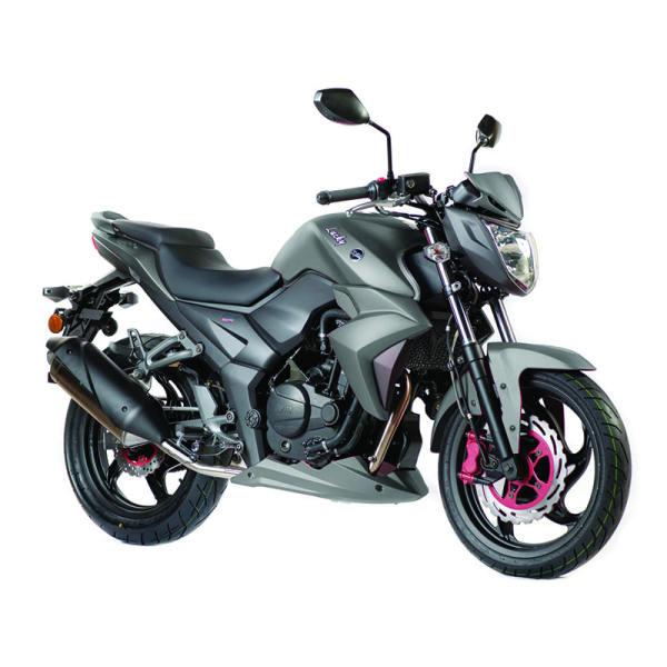 موتورسیکلت اس وای ام مدل 250 لاکی1