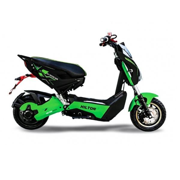 موتورسیکلت برقی هیلتون 1