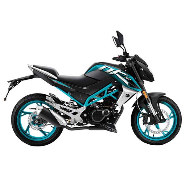 موتورسیکلت جهانرو مدل سی اف
