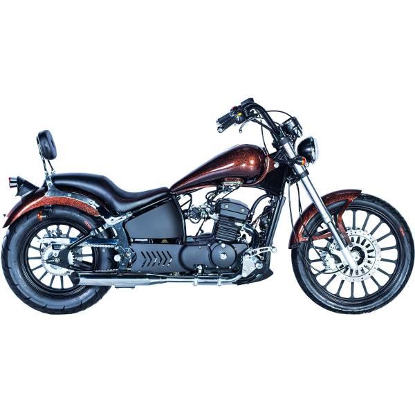 موتورسیکلت رگال رپتور مدل دیتونا1