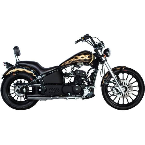 موتورسیکلت رگال رپتور1