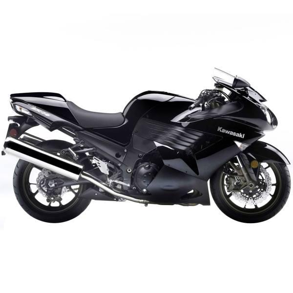 موتورسیکلت کاوازاکی مدل Ninja ZX-14R1