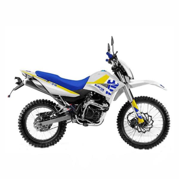 موتور سیکلت کویر مدل T2 2481
