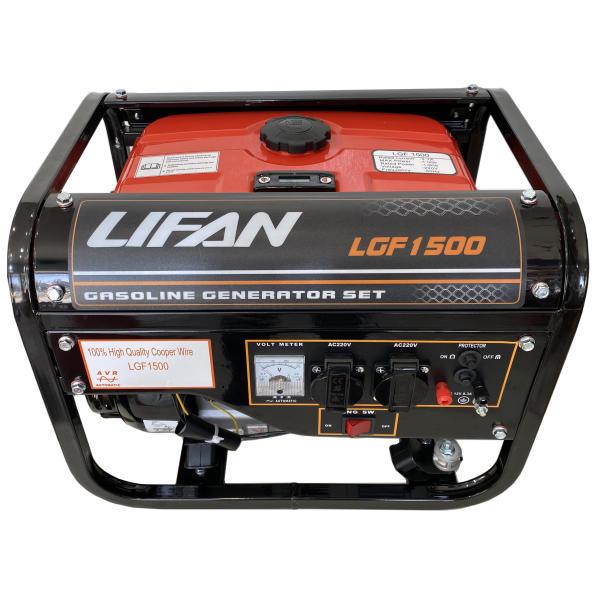 موتور برق بنزینی لیفان مدل LGF 1500