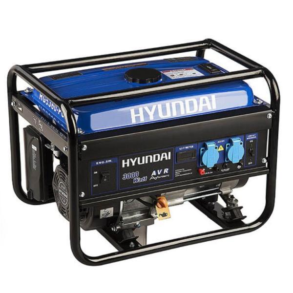 موتور برق بنزینی هیوندای مدل HGPG-5360