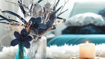 خرید گل مصنوعی برای تزئین خانه
