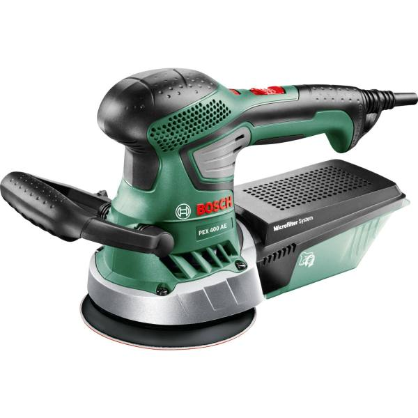 دستگاه سنباده زن بوش مدل PEX 400 AE + 30 Extra