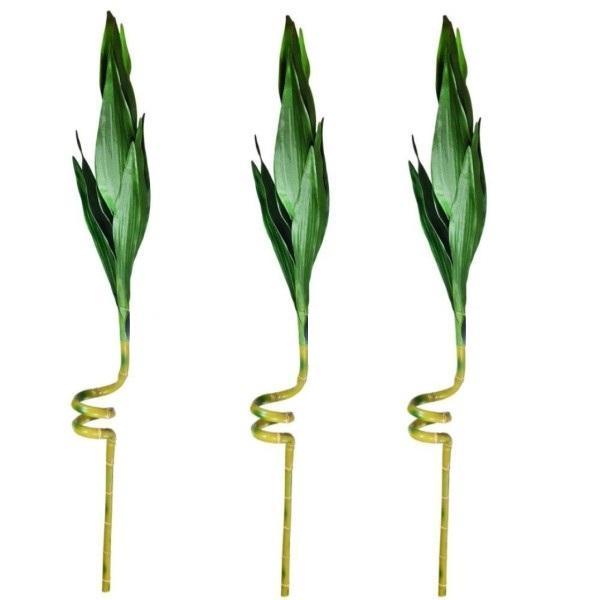 گل مصنوعی مدل بامبو VN 900 بسته 3 عددی