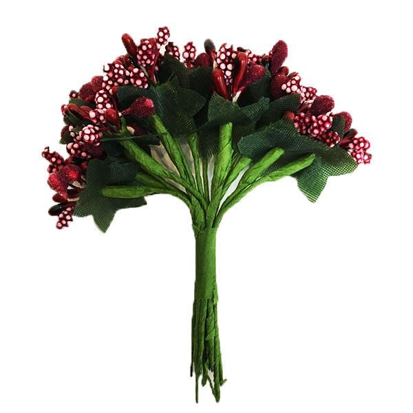 گل مصنوعی مدل پرچم گل کد 126