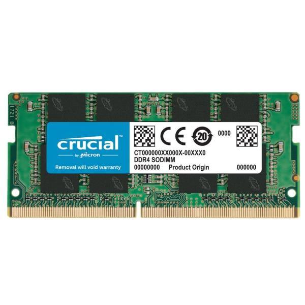 رم لپ تاپ کروشیال مدل DDR4 2400MHz ظرفیت 8 گیگابایت