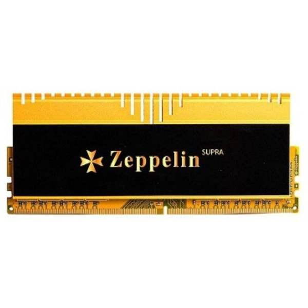 رم کامپیوتر DDR4 تک کاناله 3200 مگاهرتز CL17 زپلین مدل Supra Gamer ظرفیت 8 گیگابایت